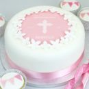 Christening Cake Or Baptism Cake Decorating Kit