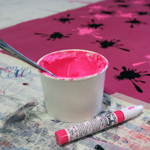 Water Based Screen Printing Ink