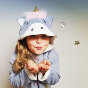 Kids Unicorn Jacket - christmas clothing & accessories