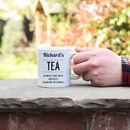 Personalised Shed Mug