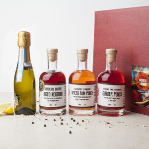 Prosecco Cocktails Collection - wines, beers & spirits
