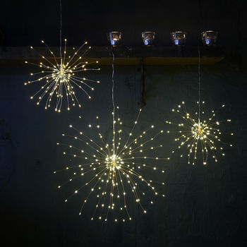 Indoor Or Outdoor LED Starburst Light
