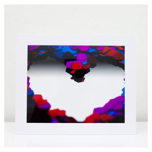 Candy Love Fine Art Print - modern & abstract