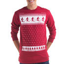 Men's Ski Long Sleeved T Shirt