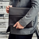 Leather iPad Document Bag For Men