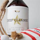 Deep Cleanse Dog Shampoo With Tea Tree And Eucalyptus
