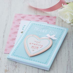 Mother's Day Mum Card - exam congratulations gifts