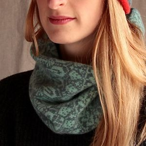 Cosy Knitted Wool Snood