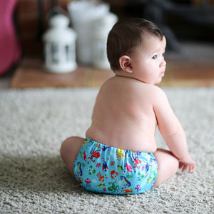 Deep Sea Reusable Cloth Nappy - baby care