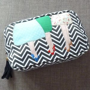 Mad Men Cosmetic Bag More Designs - sale