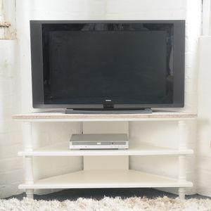 Bayonne Corner Media Unit - furniture