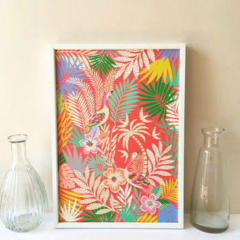 Tropical Paradise Print Collection