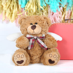 Guardian Angel Wing Teddy Bear