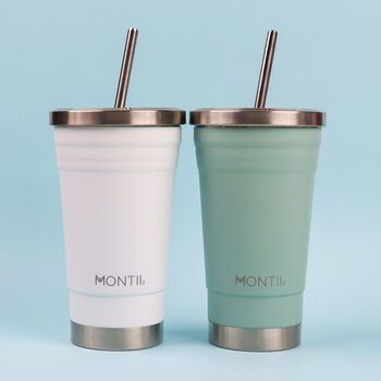 Insulated Smoothie Cup For Icy Smoothies Or Coffees