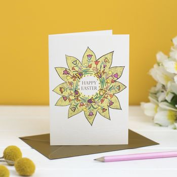 'Tulip' Easter Card