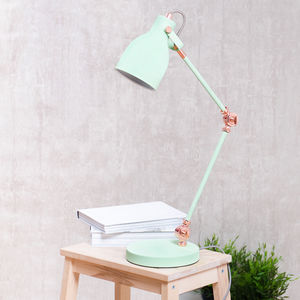 Angle Poise Task Lamp - off to university