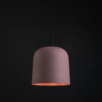 Slim Bowl Pendant Light