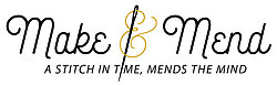 Make & Mend Logo