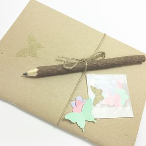 Fairy Journal And Pencil Party Favour - pens & pencils