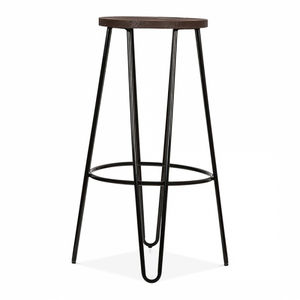 Hairpin Industrial Style Bar Stool