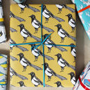 Colourful Wrapping Paper Set