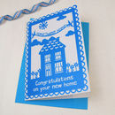 Congratulations On Your New Home Printed Card