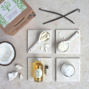Make Your Own Body Cream Kit - health & beauty sale