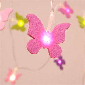 Child's Butterfly String Lights - fairy lights & string lights