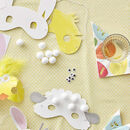 Easter Masks Making Kit