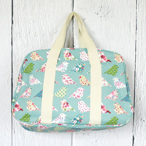Little Birds Weekend Bag - holdalls & weekend bags