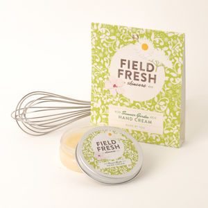 'Make Your Own Kit' Summer Garden Hand Cream