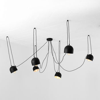 Popo Six Pendant Light