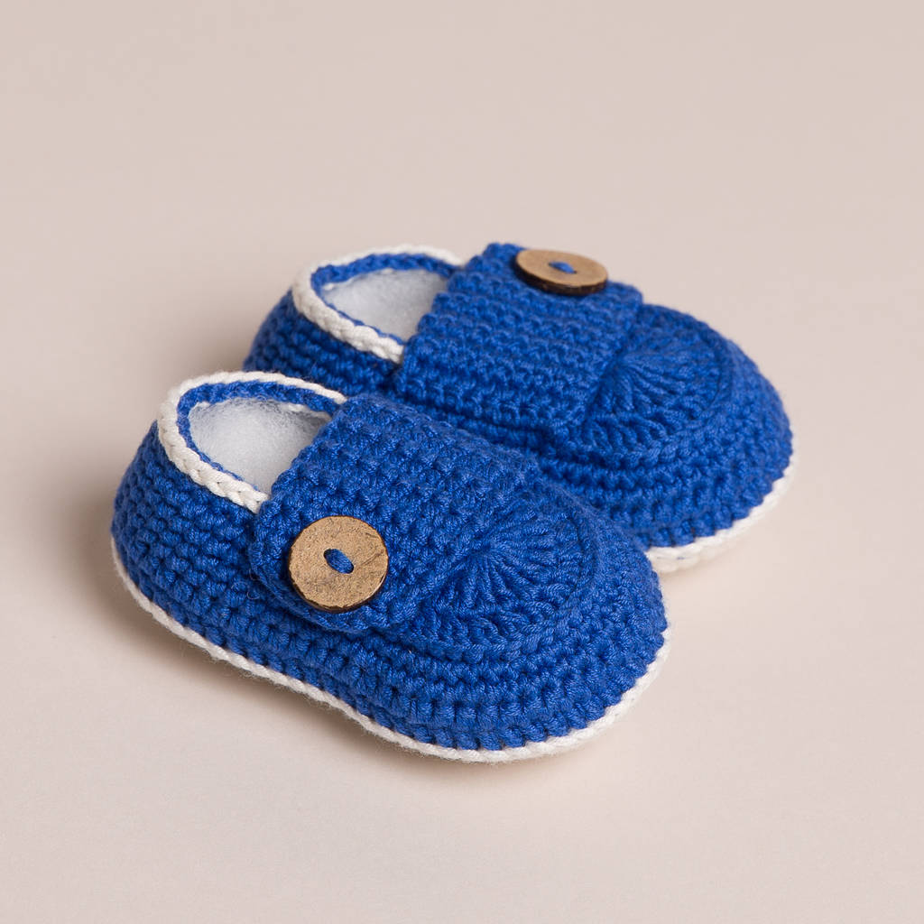 Baby Boy Shoes By Attic Notonthehighstreet Com