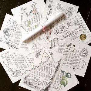 Mini: North Pole Christmas Letter Bundle - shop by category