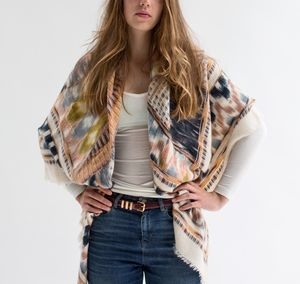 Connie Blanket Scarf - womens