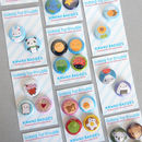 Set Of Ten Assorted Kawaii Badges