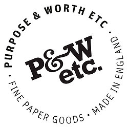 Purpose & Worth etc logo