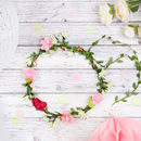 Floral Headpiece Flower Crown
