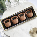 Chocolate Kettlebells