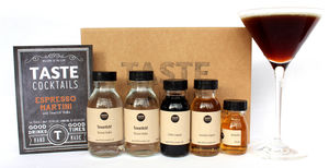 Espresso Martini Cocktail Kit - champagne & drink gifts