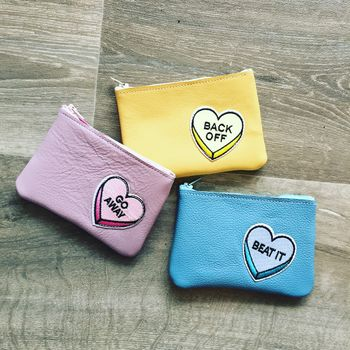 Love Heart Purse