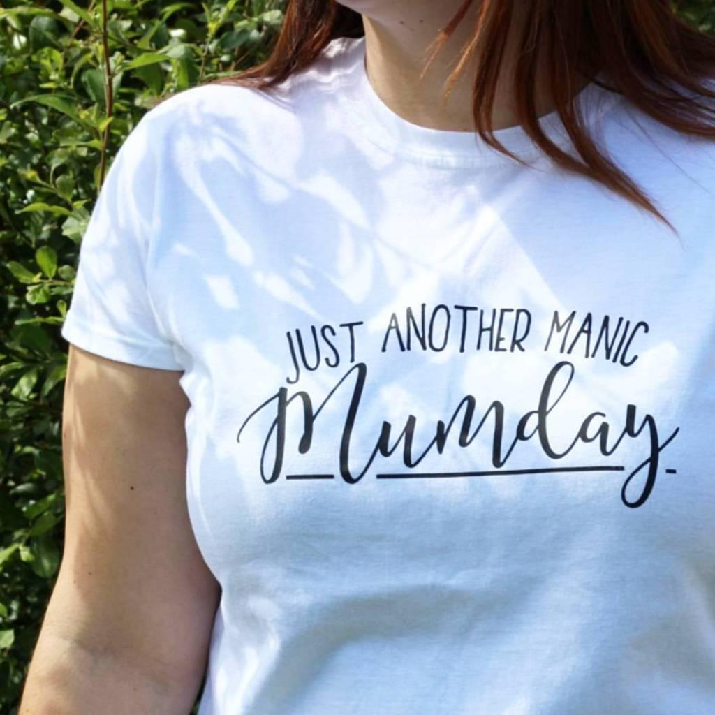 'Mumday' T Shirt