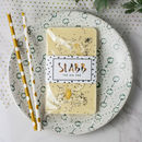 Gin Alcoholic Chocolate Slabb