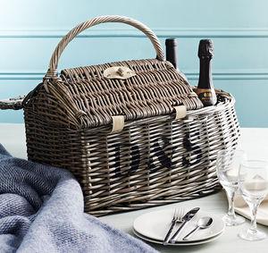 Personalised Picnic Basket