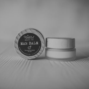 Natural Man Balm - skin care