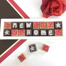 Personalised Chocolates For A NEW HOME