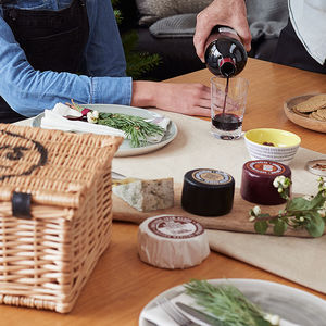 Deluxe Cheese And Port Collection - housewarming gifts