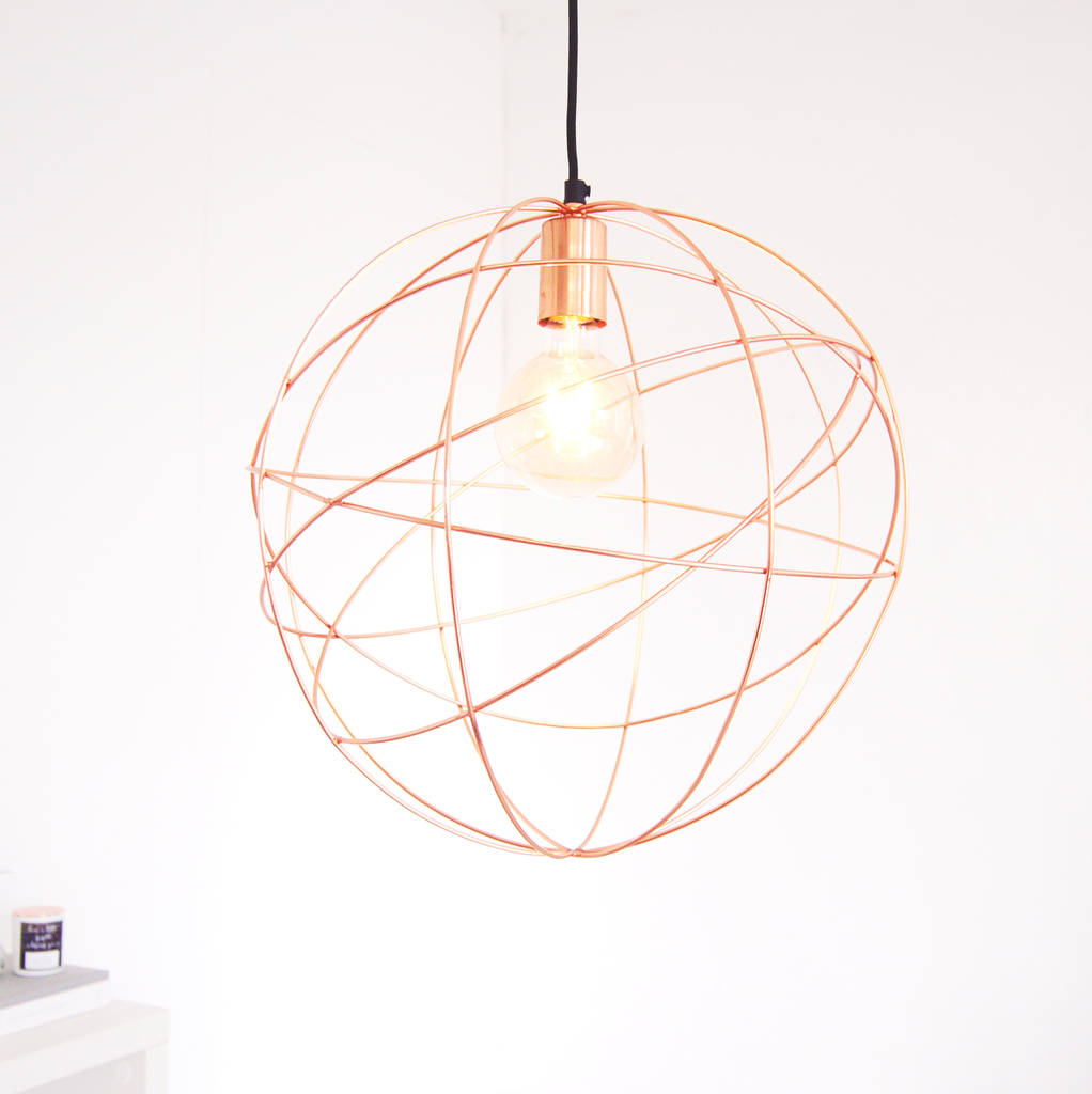 pendant gold ceiling homeware home ireland accessories lighting geometric light