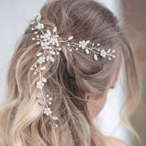 Faye Hair Vine - bridal hairpieces