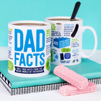 Dad Facts Mug